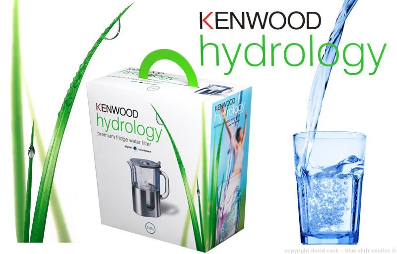 hydrology water jug packaging